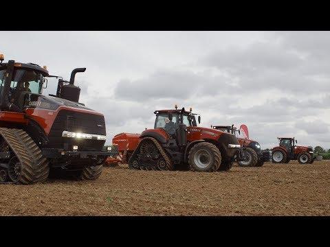 Power to the Ground ± 2000 pk Case IH ride & drive in Burdinne België Trekkerweb