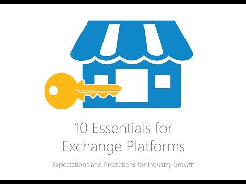10 Essentials for Exchange Platforms