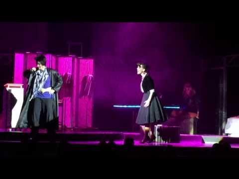 Kika Edgar, Laura Cortés.. Mentiras el Musical.. Mty.. 12-Noviembre-2016..