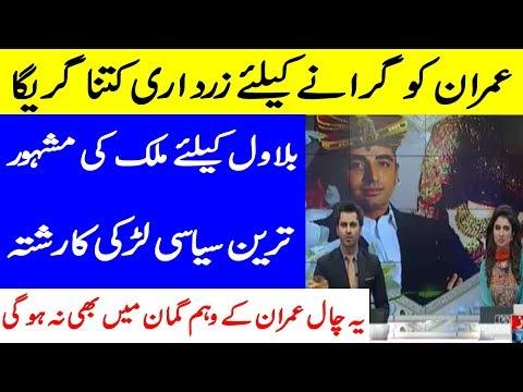 Zardari Tries To Choose Bilawal Bhutto's Life Partner I Is Fatima Bhutto Joining Imran Khan's PTI ?