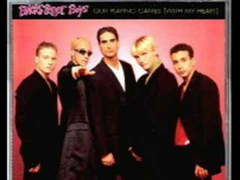 Backstreet Boys - Quit Playin' Games [Instrumental]