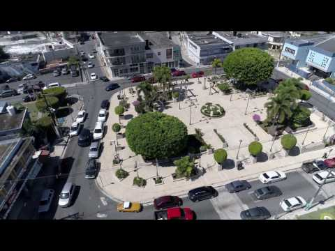 Moca Town, Puerto Rico-Phantom 4 Pro