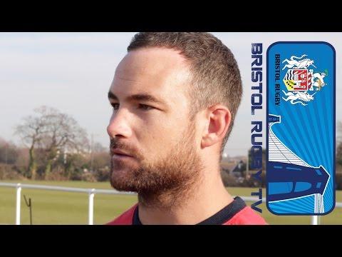 Mathewson Primed For Bristol Debut