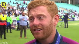 Jonny Bairstow on How Team England Celebrates Their Cricket World Cup Win | The Quint