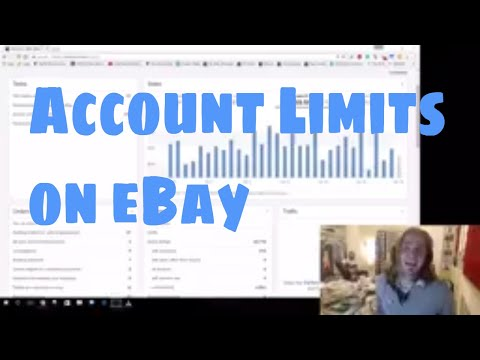Drop Shipping on eBay Understanding eBay Account Limits and How to Grow Them