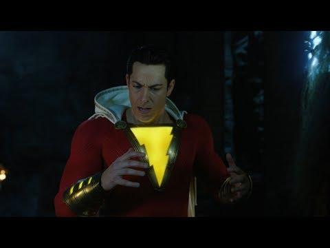 Shazam! - Trailer Teaser Oficial