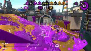 Splatoon 2 - Clam Blitz (Overtime)