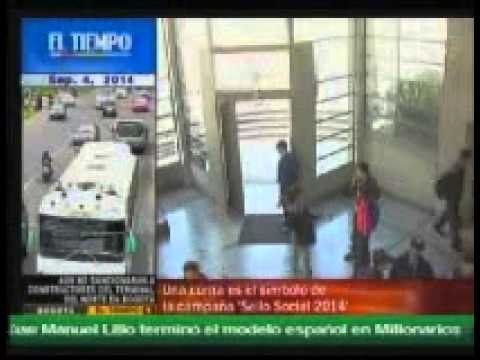 Noticia City TV - Tejido humano