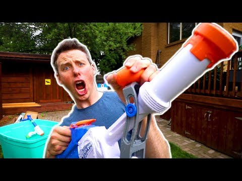 Blasters for NERF GUN GAME: Super Soaker Edition!