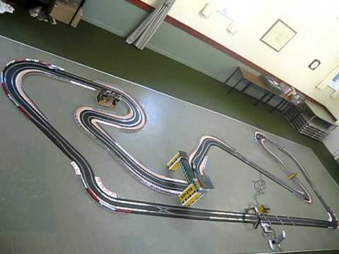 Formula One Catalunyan Scalextric Spanish Grand Prix  (Catalán española del Grand Prix)