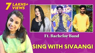 "The Bachelor Band in ""Sing With Sivaangi"" 
