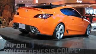 Hyundai JP Edition Genesis Coupe 2014 Videos