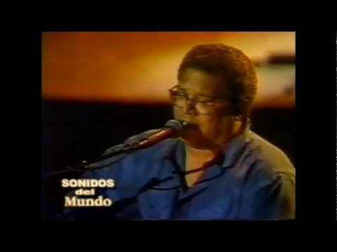 PABLO MILANÉS - Canción de Cuna para una Niña Grande (1999)
