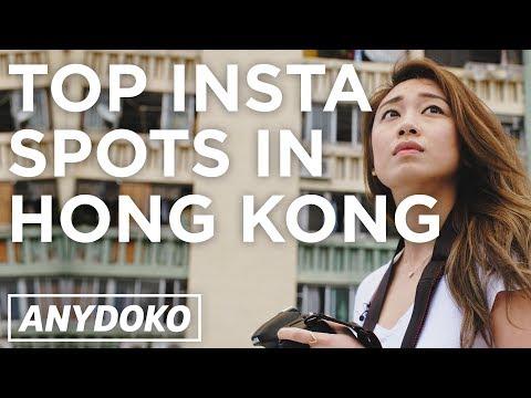 Top Instagram Photo Spots in Hong Kong