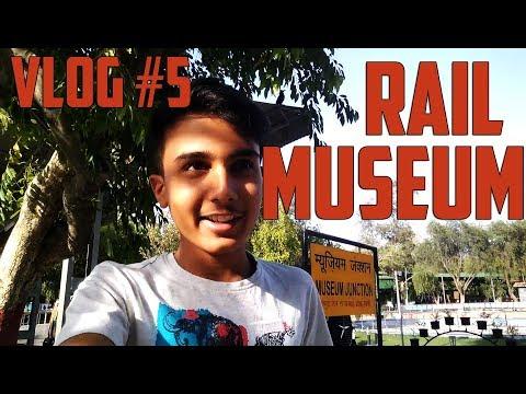Rail Museum,  Delhi Vlog | Pro In Tech Vlogs #5