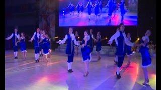 Региональный турнир по бальным танцам в Новоуральске