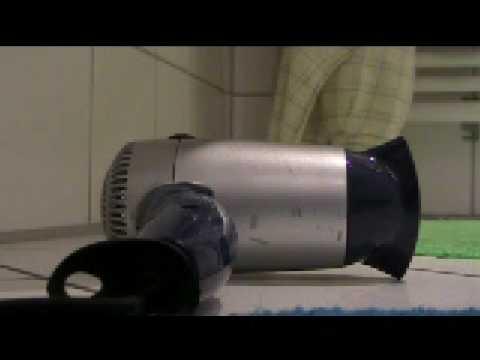 weisses rauschen (fön) - white noise ( hair dryer)