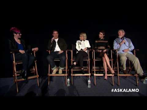Morgan Cast Q&A - Kate Mara, Anya Taylor-Joy, Ridley Scott & Luke Scott
