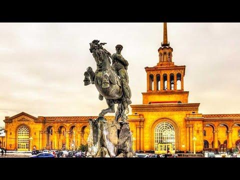 Однажды в Ереване, Yerevan,The City Of Dreams 2020.