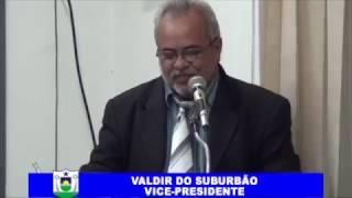 Valdir do Suburbão pronunciamento 02 02 2017