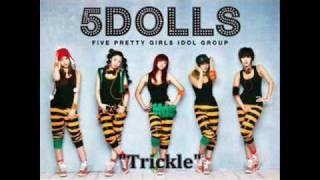 Download [MP3 DOWNLOAD] 5dolls- 쭈르르르르 (Trickle/Zurururu) w/ Romanized & English Lyrics MP3 song and Music Video