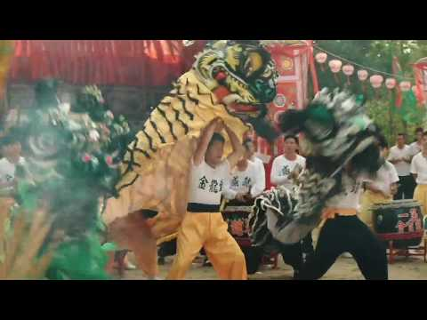 ip man final fight lion dance scene