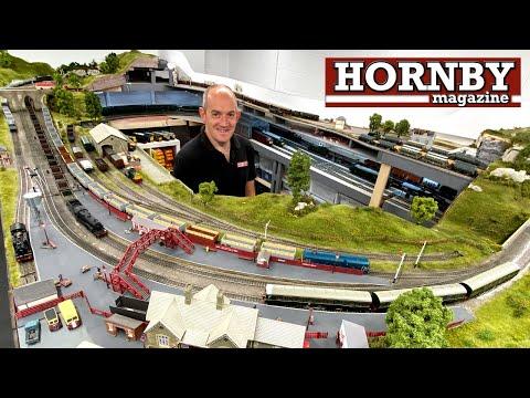 Hornby Magazine's BIGGEST Layout Update Yet
