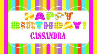 Cassandra   Wishes & Mensajes - Happy Birthday