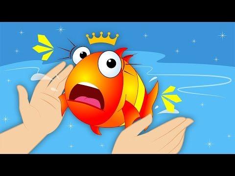 Machli Jal Ki Rani Hai मछ्ली जल की रानी है | Hindi Nursery Rhymes | Kids Channel India Hindi Rhymes