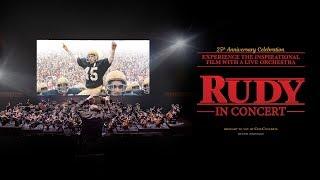 Rudy In Concert (Trailer)