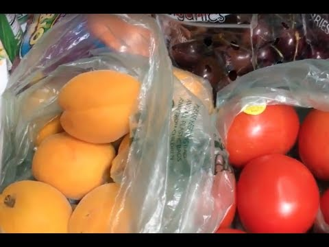 Vegan Grocery Haul~Whole Foods, Costco, Fruitful Yield