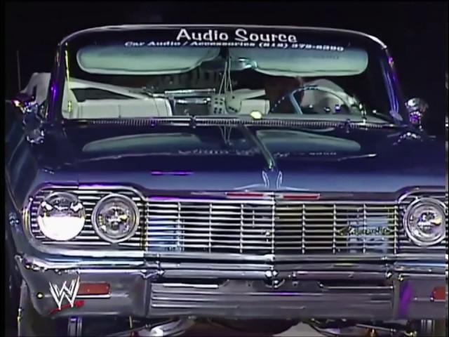 WWE SmackDown (11.11.2005): Eddie Guerreros Last Entrance