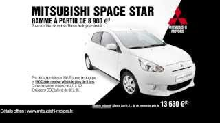 MITSUBISHI MOTORS FRANCE SPACE STAR - Spot TV Thumbnail