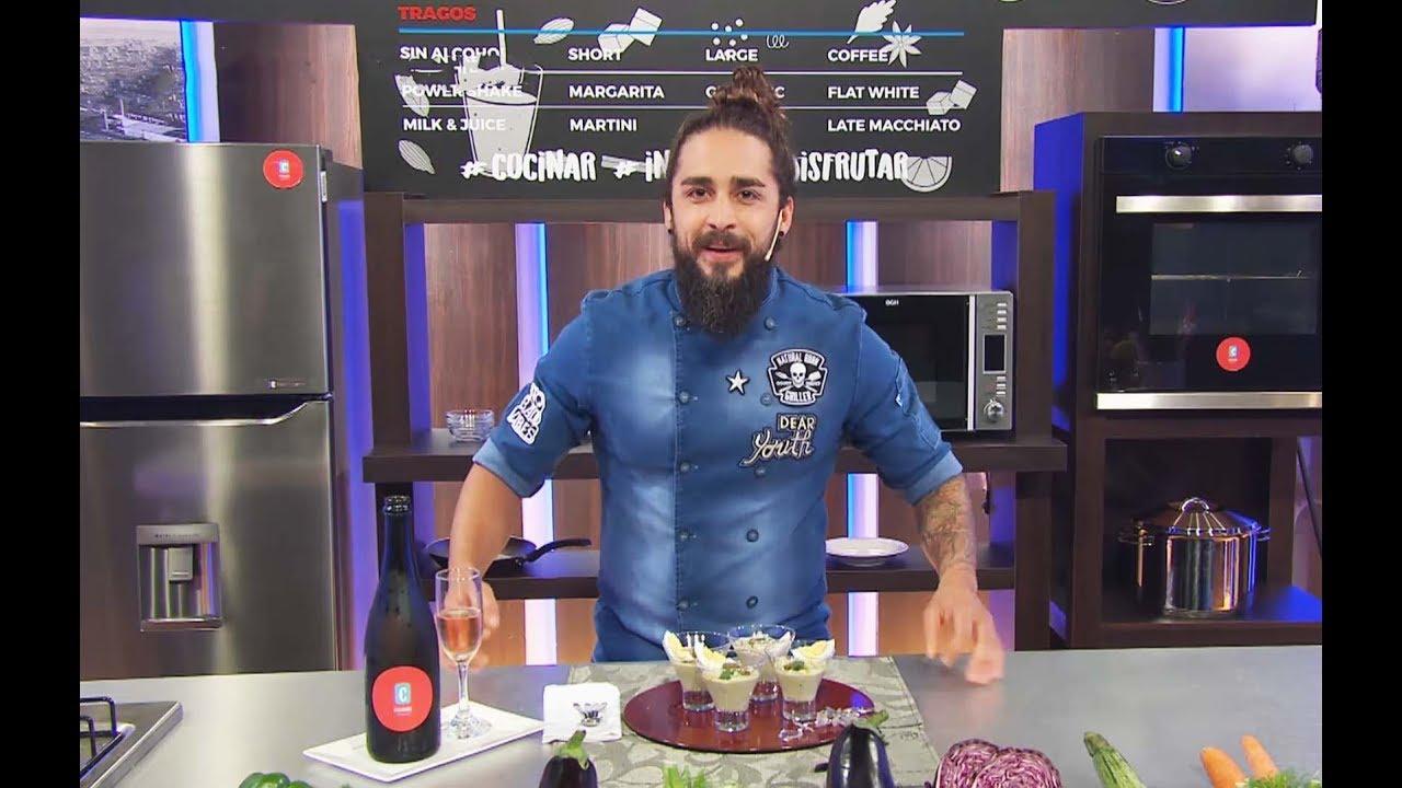 Cucinare tv chupitos de vitel ton navide o youtube for Cucinare e congelare