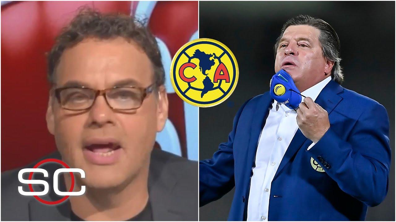 AMÉRICA Lleno de bajas vs Santos. 'No hay pretextos para Miguel Herrera': Faitelson | SportsCenter