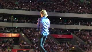 The Rolling Stones - Warsaw 08.07.2018 - Like A Rolling Stone - complete- live from Pit A