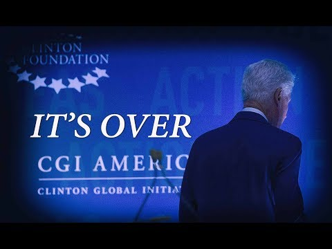 Full Show: Clinton Foundation Crumbling