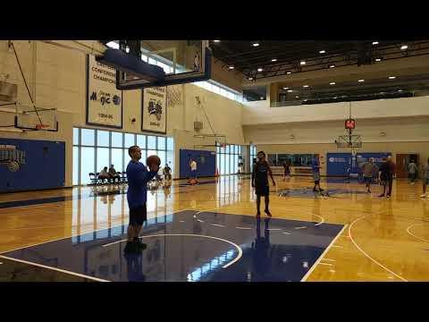 NBA Collin Sexton Orlando Magic 2018 NBA pre-draft workout