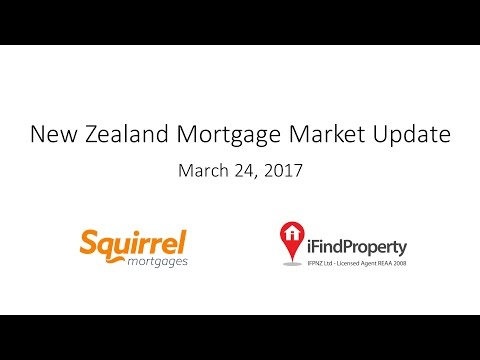 New Zealand Property Mortgage Market Update