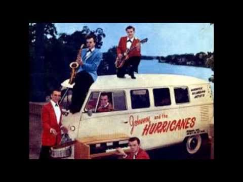 Buckeye  -  Johnny & The Hurricanes