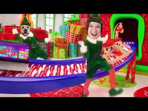 Elf Yourself App Returns - Now with Augmented Reality!