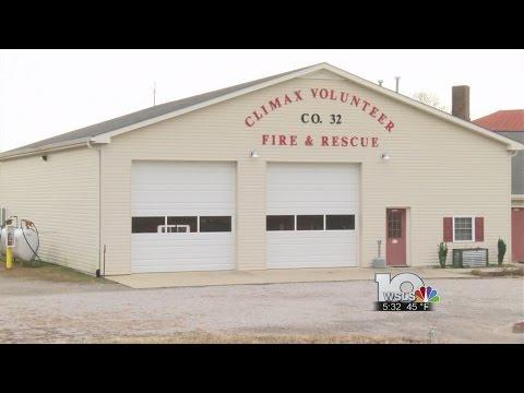Climax Volunteer Fire Department no longer providing EMS service
