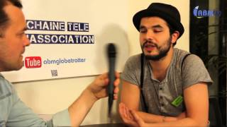 Damien Sini (Cumano), routard à Cuba, par ABM-TV