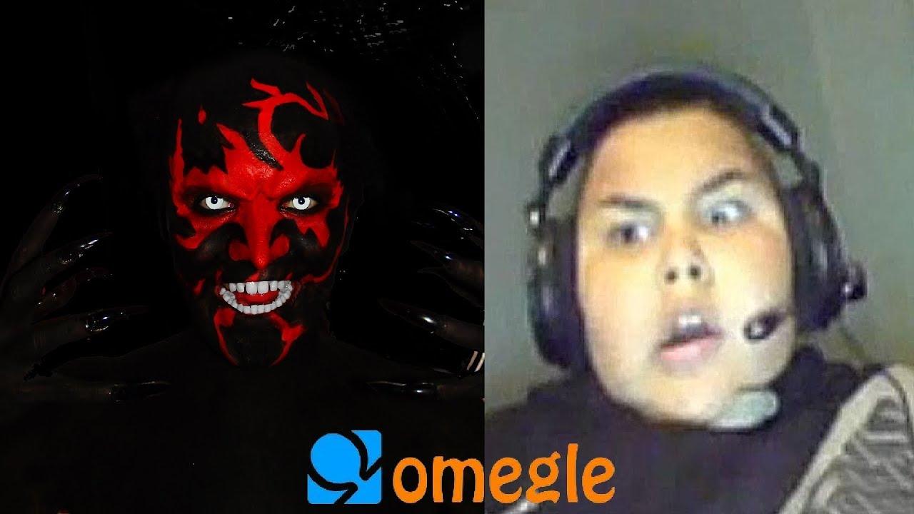 Insidious Demon goes on Omegle! - YouTube