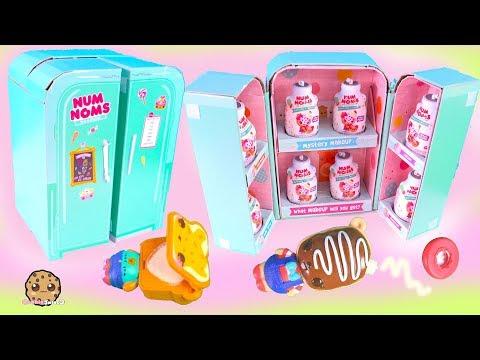 Cutest Beauty Makeup Ever ! Num Noms Yummies Mystery Surprise Bottle Blind Bags thumbnail
