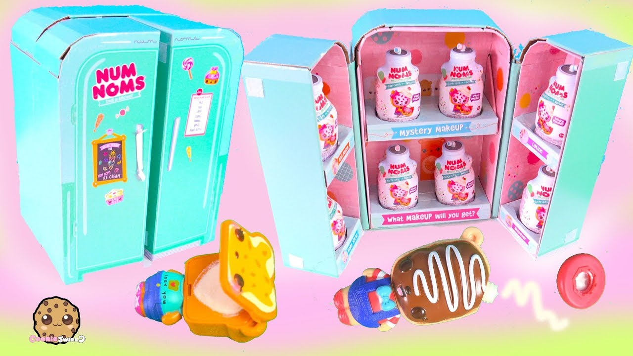 Cutest Beauty Makeup Ever Num Noms Yummies Mystery