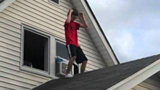 Attack Attack!-Interlude Official Dance (On the roof :D)