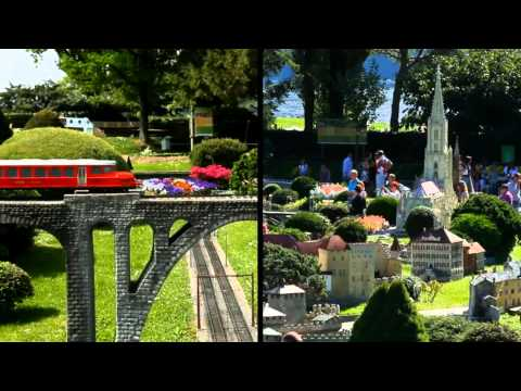 Family Theme Park -  Swissminiatur - Switzerland - Lugano Me