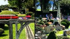 Family Theme Park -  Swissminiatur - Switzerland - Lugano Melide