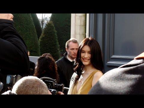 Chiara Ferragni, 何穗 Sui He, Gabriel-Kane-Day-Lewis - Dior Haute Couture fashion show - January 22nd